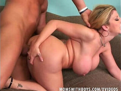 Blonde mature sara jay with warm soft huge tits fucked | -blonde-mom-titjob-
