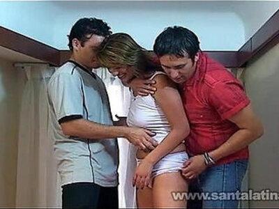 Se inicia en el porno | -colombian-