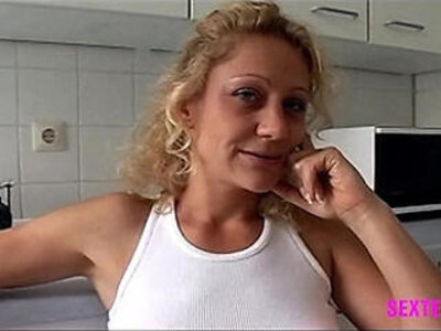 Little amateur Nylon MILF Whore eager to drink last drop of facial after fuckign | -amateur-facials-nylons-small tits-stepbrother-whores-