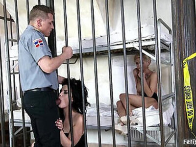 Prison whores Dolly Diore Olivia Jager enjoy Anal Domination | -anal-domination-enjoying-whores-
