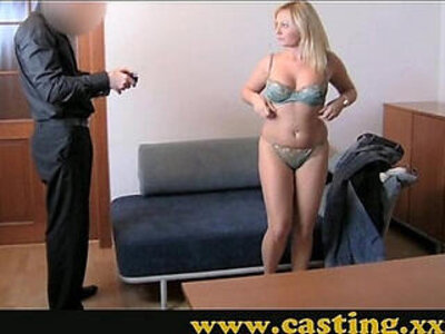 Casting Chubby blonde takes it in the ass | -ass-blonde-casting-chubby-facials-