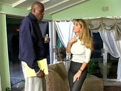 Lauren vs Lex Steele   -interracial-