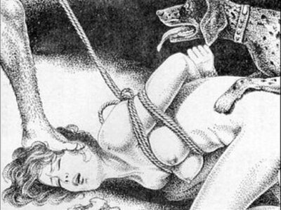 Slaves to rope japanese art bizarre bondage bdsm painful cruel punishment asian fetish | -asian-bdsm-bizarre-bondage-extreme-fetish-