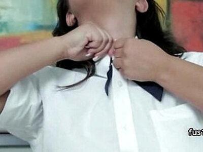 Tight! fresh teen schoolgirl | -dirty-high school-school girl-teen-tight-