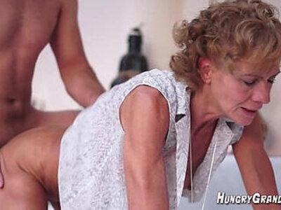 Sensual Hairy Granny Madie Mccrea | -granny-hairy-sensual-