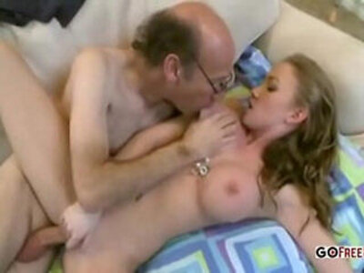 Young hottie fucked by old ugly man | -grandpa-hottie-older-young-