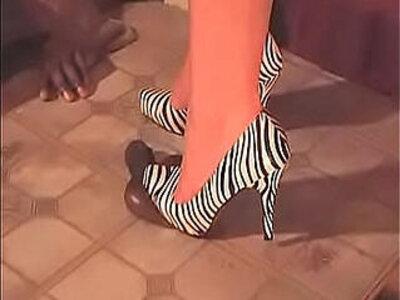 Digging My HEELS DEEP | -femdom-heels-