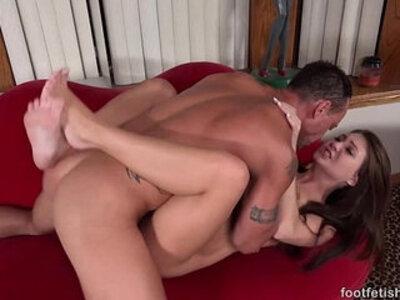 Jojo Kiss foot fetish | -foot fetish-footjob-kissing-