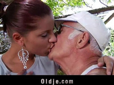 Busty young girlfriend big old cock ass fuck outdoor doggy style | -ass-busty-cunnilingus-doggy-girlfriend-old man-