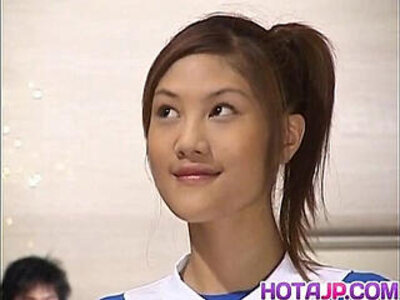 Naughty Asian teen Azusa Ayano gangbanged in hot bukkake sex scenes | -asian-bukkake-gangbang-naughty-