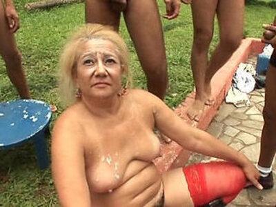 granny gangbang full vintage movie | -gangbang-grandma-granny-vintage-