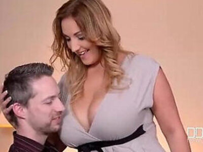 Horny Houswife fucks the daylights out of husband | -horny-husband-natural tits-