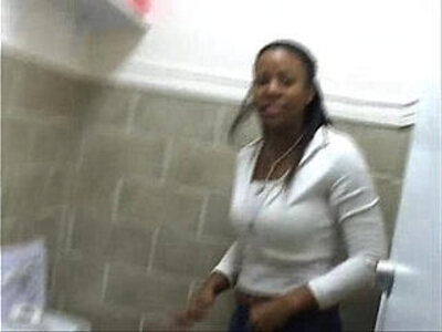 A Few Ghetto Black Girls Peeing On Toilet | -black woman-ghetto-peeing-toilet-