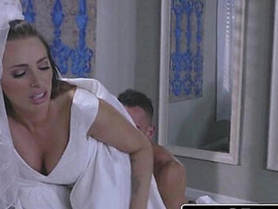 Hot Bride Juelz Ventura Has Fun With Dress Salesman | -bride-cheating-fun-