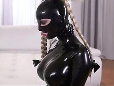 Latex slave lesbian punishment | -latex-lesbian-punishment-slave-