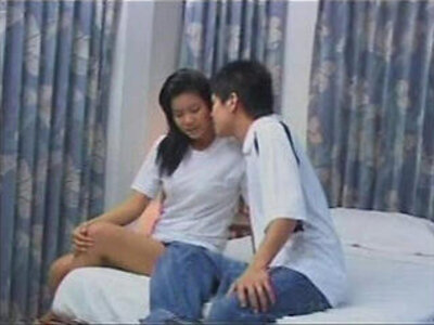 Nong Fon thai   -amateur-asian-thai-