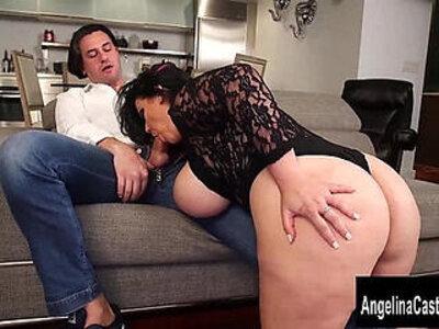 Cuban italian pornstar threesome with angelina castro | -3some-italian-pornstar-