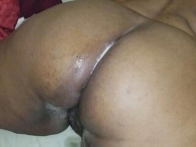 I had to fuck my aunts big fat ass and cum on it | -agent-aunty-cum-huge ass-