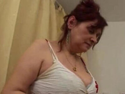 Busty hairy granny gets gang banged   -banged-busty-hairy-older woman-