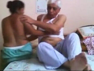 Desi Maid Fucked Hard By Old Uncle | -desi-maid-old and young-older-uncle-