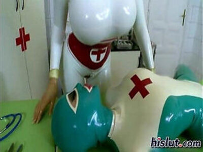 These nurses are kinky | -bizarre-kinky-nurse-