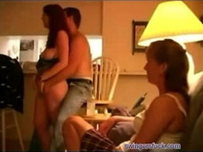 Busty HotWives Shared by Hubbys in Swingers Orgy | -busty-hubby-orgy-swingers-