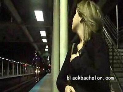 Black Bachelor Stranger   -black-forced-stranger-