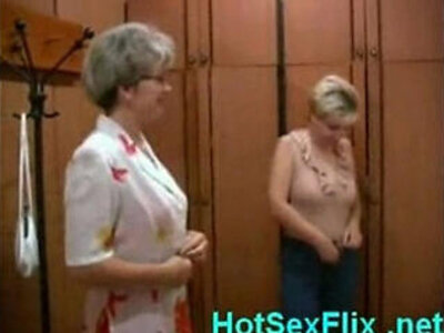 Mature sluts fucking in sauna | -lesbian-mature-sluts-