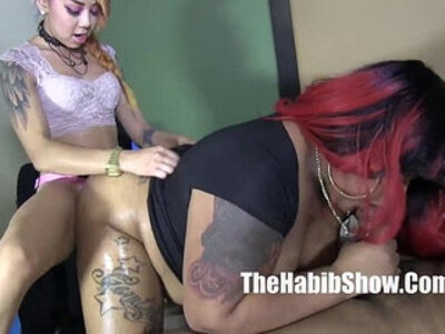 phat booty bbw ms giggles banged by lil asian and bbc | -asian-banged-bbc-bbw-booty-ghetto-