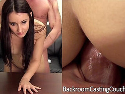 Ambush Creampie, First Anal Casting | -anal-casting-creampie-first time-fisting-office-