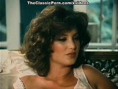 Michelle Bauer, Anna Ventura, Victoria Knoll in vintage fuck site | -vintage-