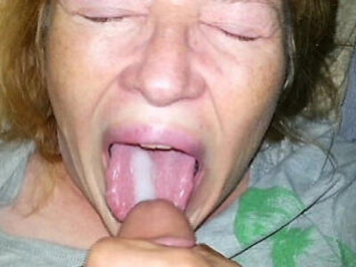 real son feeds his mom cum and she eats every last drop | -cum-mom-son-