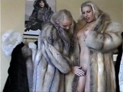 Fur Shop Classic video | -classic-girl on girl-shop-