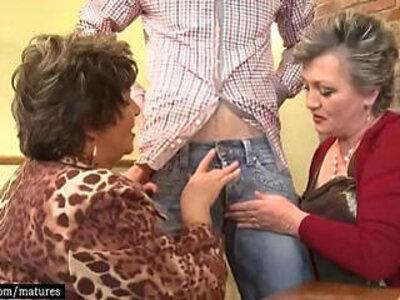Hot old mature fuck suck my cock   -cock-granny-mature-older-sucking-woman-