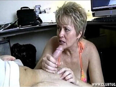 Naughty shorthaired blonde milf with a dirty and cockhungry mouth | -blonde-dirty-granny-mouth-naughty-