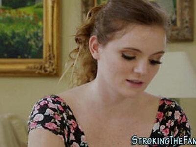 Dick jerking stepsis teen | -dick-jerking-stepfamily-stepsister-teen-