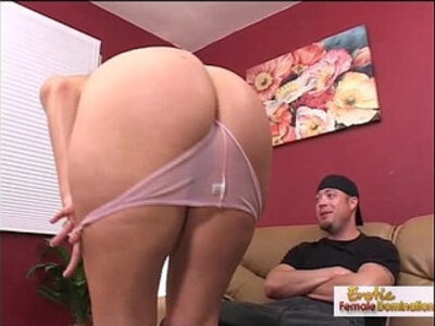 Oiled up bubble but slut rocked hard on the couch | -bubble butt-couch-facesitting-oil-sluts-