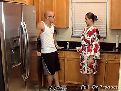 taboo passions son gets nasty blonde play with mom madisin lee in gotta workout | -blonde-cum-fitness-mom-nasty-son-