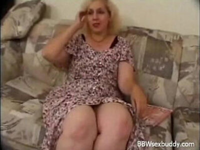 Mature BBW fucking on the couch | -bbw-couch-mature-woman-