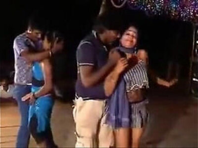 tamil record dance new   -dancing-indian-tamil-