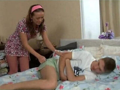 Russian Brother Fucks Horny Sister | -brother-horny-russian-sister-