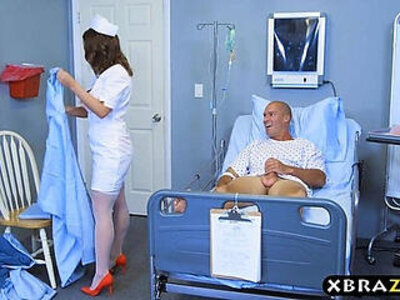 Big ass nurse beauty Lily Love rides patients big dick | -beauty-big ass-big cock-love-nurse-