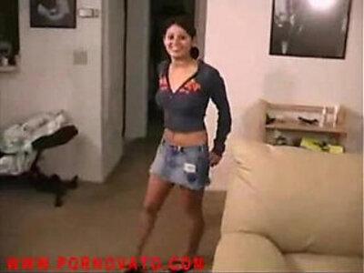 Mexicana en casting | -casting-mexican-