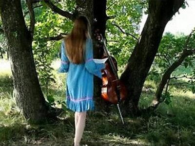 Beautiful Cello Artist | -beautiful-vagina-