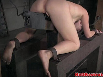 Pussyclamped submissive disciplined | -submissive-