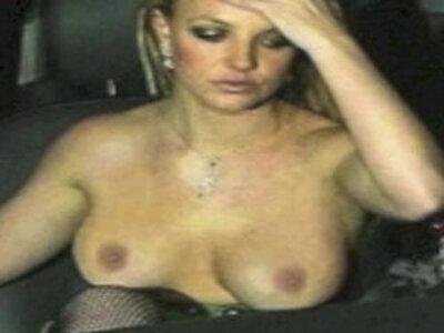 Britney Spears UNCENSORED   -closeup-uncensored-