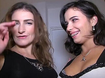 Hot wives fuck black white studs while their boyfriends filming home video | -black-boyfriend-home video-students-white chick-