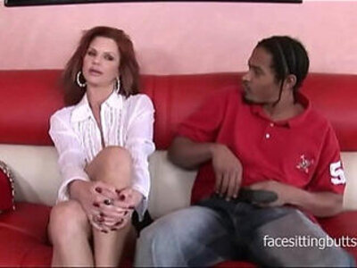 Magazine salesman can t resist this horny gilfs smooth moves or her rack | -horny-