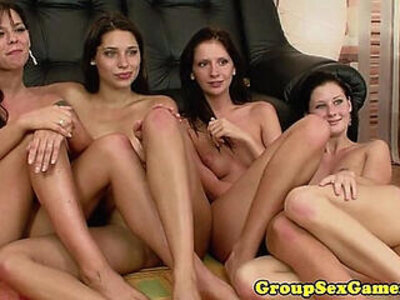 Simony Diamond in lesbian group eating pussy | -group-lesbian-pussy eating-