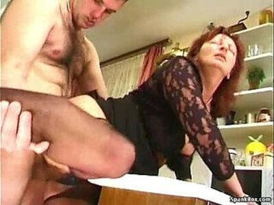 Real Granny Porn   -granny-older woman-